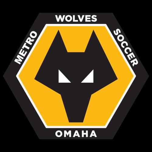 Metro Omaha Wolves Soccer Club Logo