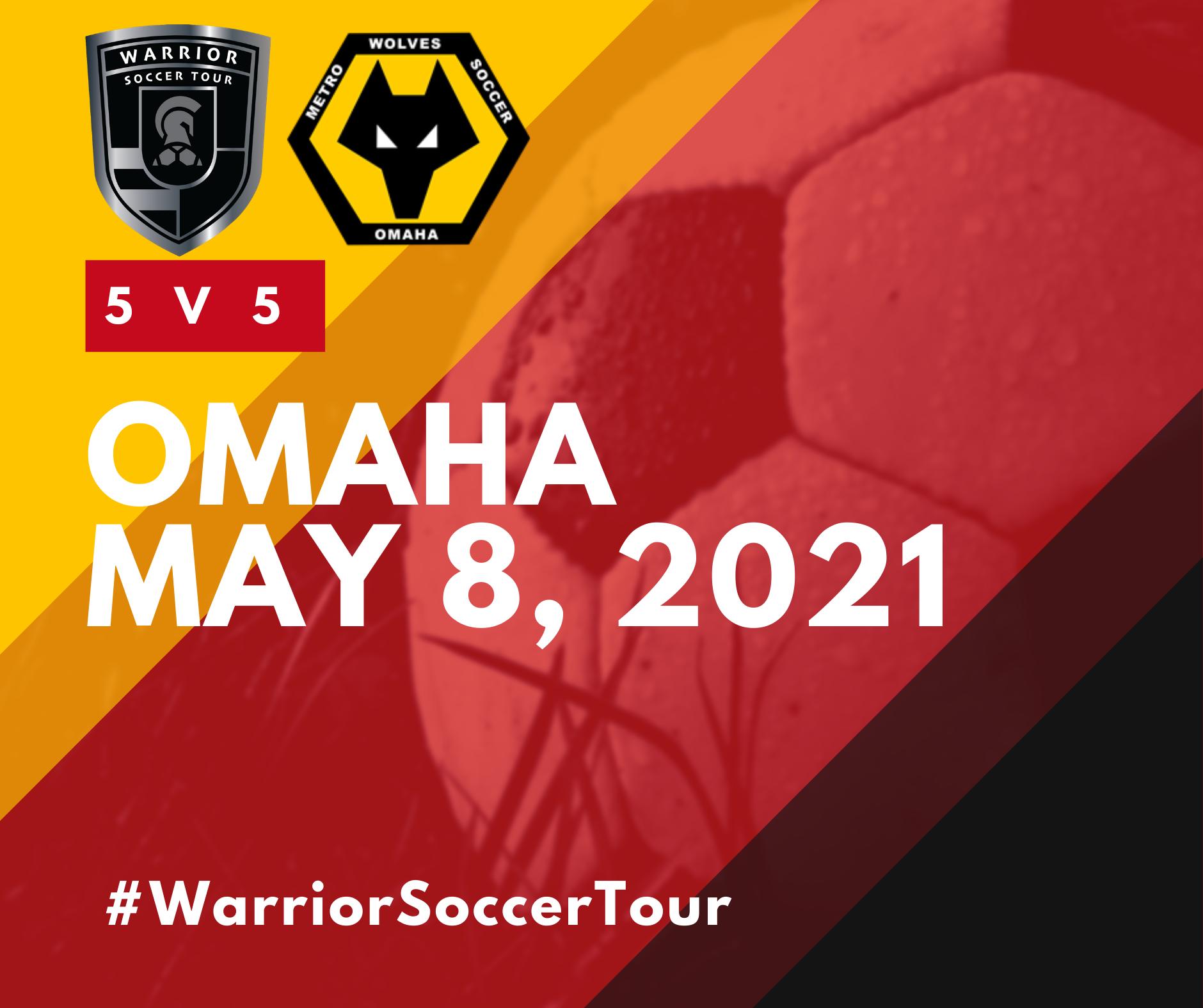 Wolves Hosting 5v5 Warrior Soccer Tournament